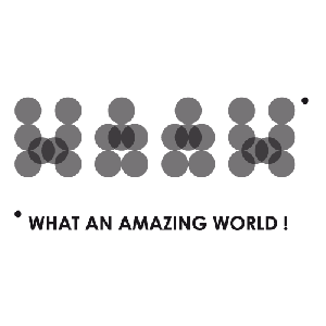 logo WAAW - what an amazing world !